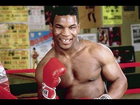 ตำนานที่ยังหายใจ Mike Tyson