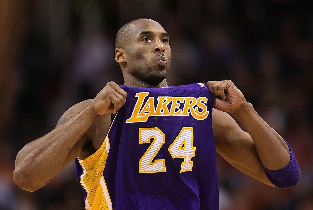 KOBE BRYANT สุดยอดนักบาส NBA ระดับตำนาน