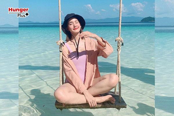 เซ็กซี่แบบมีลีมิต โบว์-เมลดา บิกินี่เบาๆ ณ เกาะนาวโอพี ข่าวออนไลน์ ข่าวบันเทิงดารา อัพเดทข่าวกีฬา