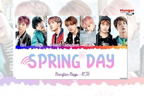 """Spring Day"" BTS กับการอยู่บนชาร์ต Melon นานที่สุดในประวัติศาสตร์"
