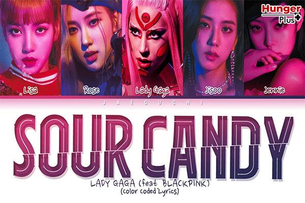 """""""ทั้งสวยทั้งเก่ง"""" คำชมจาก Lady Gaga หลังจากที่ได้ร่วมงานกับ สาวๆ BLACKPINK เพลง Sour Candy ข่าวบันเทิงดารา ข่าวออนไลน์ Lady Gaga BLACKPINK Sour Candy"""