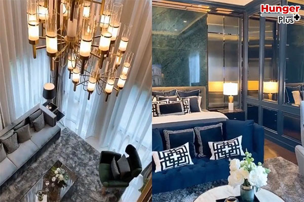 """บ้านหลังใหม่ของ """"ใบเตย"""" สวยหรูดูแพงสุด ๆ ข่าวบันเทิง ข่าวออนไลน์ ข่าวดารา ใบเตย อาร์สยาม บ้านหลังใหม่"""