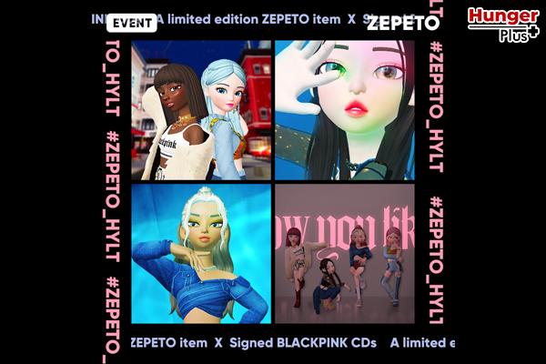 น่ารักไม่ใช่เล่น! กับคาแรคเตอร์ 4 สาว BLACKPINK โดย ZEPETO APPLICATION ข่าวดารา ข่าวบันเทิง ข่าวออนไลน์ BLACKPINK ZEPETO APPLICATION