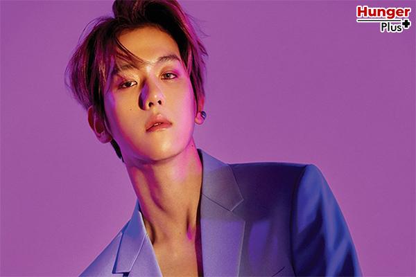 """แบคฮยอน EXO กับผลงานอัลบั้มเดี่ยว """"Delight"""" กับยอดขายอัลบั้มสุดปังในรอบ 19 ปี ข่าวดารา ข่าวบันเทิง ข่าวออนไลน์ แบคฮยอน EXO"""