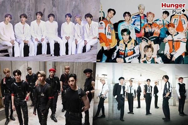 BTS, NCT 127, Stray Kids, ATEEZ และ BLACKPINK กับรางวัลบน Billboard's World Albums ข่าวดารา ข่าวบันเทิง ข่าวออนไลน์ BTS NCT127 StrayKids ATEEZ BLACKPINK Billboard'sWorldAlbums