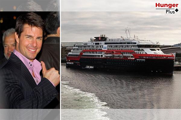 ทอม ครูซ ทุ่มสุดตัว เช่าเรือสำราญ 670,000 เหรียญ เพื่อให้กองถ่าย Mission Impossible 7 เดินหน้าต่อ