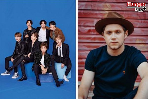 งานเข้า นักร้องดัง Niall Horan โดนทัวร์ลง หลังบอก ยังไม่ได้ฟังเพลง Dynamite ของ BTS ข่าวดารา ข่าวบันเทิง ข่าวออนไลน์ NiallHoran BTS Dynamite