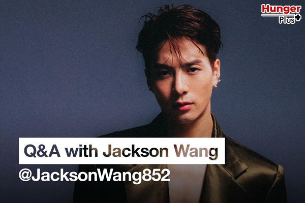 """""""แจ็คสัน – GOT7"""" กับ #AskJacksonWang เป็นแฮชเท็กยอดนิยมแล้วจ้า"""