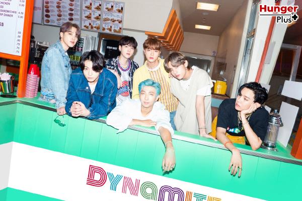 "BTS เริ่มการบันทึกการแสดงโชว์เพลงล่าสุด ""Dynamite"" ล่วงหน้า"