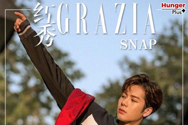 มาดนายแบบยืนหนึ่งกับ Jackson Wang ที่คราวนี้ร่วมงานกับ Grazia แบบเท่ห์ x2 ข่าวดารา ข่าวบันเทิง ข่าวออนไลน์ JacksonWang Grazia