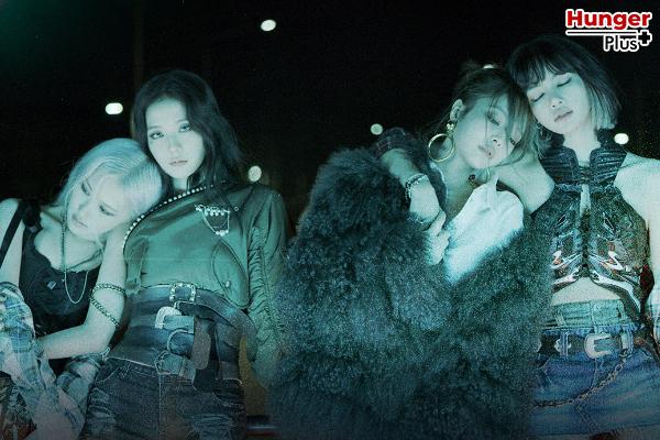 BLACKPINK ปล่อยภาพโปรโมทอัลบั้มใหม่ 'THE ALBUM' ข่าวดารา ข่าวบันเทิง ข่าวออนไลน์ Blackpink THEALBUM