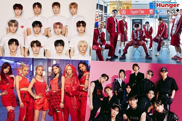 รายชื่อศิลปิน K-POP ที่จะคัมแบ็คและการเดบิ้วต์วงใหม่ในเดือนกันยายน 2020