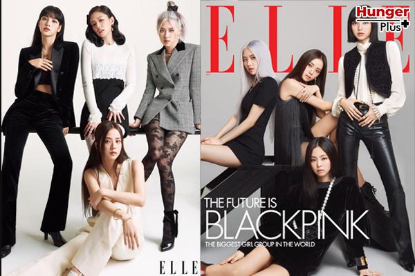 สวยและปังมาก ELLE US จัด BLACKPINK ขึ้นปกอย่างเริ่ด! ข่าวดารา ข่าวบันเทิง ข่าวออนไลน์ ElleUs BlackPink