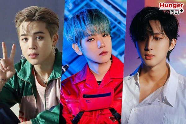30 อันดับสมาชิกศิลปิน K-POP จากวงบอยกรุ๊ปยอดนิยมประจำเดือนตุลาคม