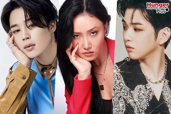 30 ศิลปิน K-POP ที่มีชื่อเสียงมากที่สุดประจำเดือนกันยายน