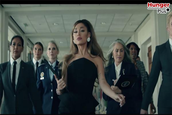 "Ariana Grande ปล่อยเอ็มวีเพลงใหม่ ""positions"" ในบทาทของ President สาวสุดแซ่บ ข่าวดารา ข่าวบันเทิง ข่าวออนไลน์ ข่าวฟุตบอล ArianaGrande Positions"