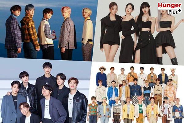 TXT, BLACKPINK, BTS, NCT, K / DA และศิลปินอีกหลายวงที่ทำคะแนนสูงสุดในชาร์ตอัลบั้มโลกของ Billboard ข่าวดารา ข่าวบันเทิง ข่าวออนไลน์ ข่าวฟุตบอล ศิลปินKpop Billboard