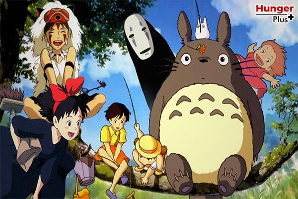 เหตุใดการ์ตูนญี่ปุ่นค่ายจิบลิจึงดังไปทั่วโลก