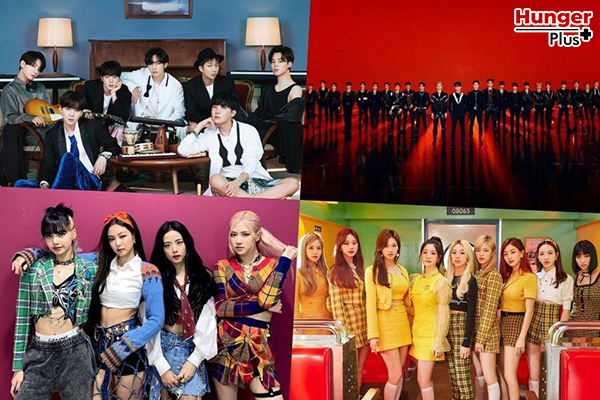 BTS, NCT, BLACKPINK, TWICE, SuperM และอีกมากมาย ครองอันดับสูงในชาร์ตอัลบั้ม World Albums ของ Billboard