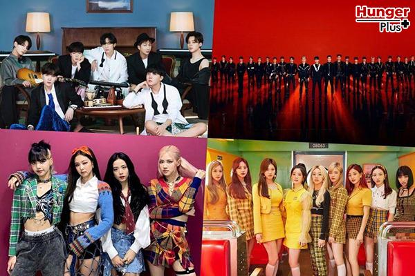 BTS, NCT, BLACKPINK, TWICE, SuperM และอีกมากมาย ครองอันดับสูงในชาร์ตอัลบั้ม World Albums ของ Billboard ข่าวดารา ข่าวบันเทิง ข่าวออนไลน์ ข่าวฟุตบอล K-pop Billboard