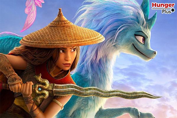 รีวิว Raya And The Last Dragon เจ้าหญิงดิสนีย์คนใหม่สายเลือดเอเชีย