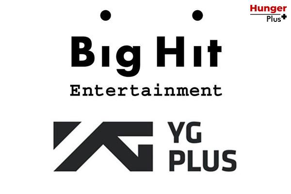 Big Hit Entertainment ร่วมกับบริษัทในเครือ beNX กำลังลงทุนรวม 70 พันล้านวอนใน YG PLUS ซึ่งเป็นบริษัท ย่อยของ YG Entertainment ข่าวดารา ข่าวบันเทิง ข่าวออนไลน์ ข่าวฟุตบอล BigHitEntertainment YGEntertainment