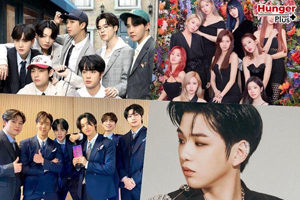 รายชื่อศิลปิน K-POP ที่ได้รับรางวัล APAN Music Awards ประจำปี 2020