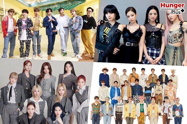 BTS, BLACKPINK, TWICE, NCT, TXT และศิลปินอีกมากมายที่กวาดอันดับสูงสุดของชาร์ตอัลบั้มโลกของ Billboard ข่าวดารา ข่าวบันเทิง ข่าวออนไลน์ ข่าวฟุตบอล K-Pop BillboardWorldAlbumsChart2020