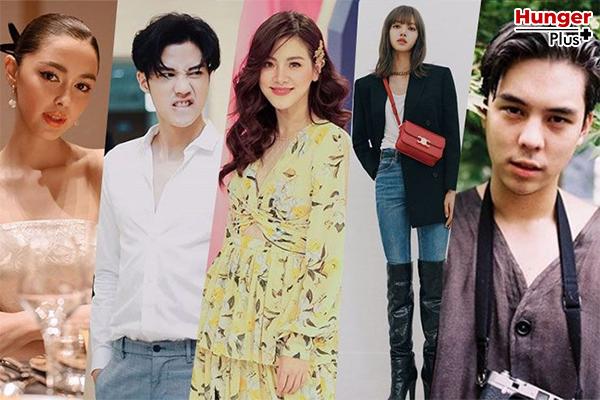 10 อันดับคนดังของไทย ที่มียอด IG สูงสุด