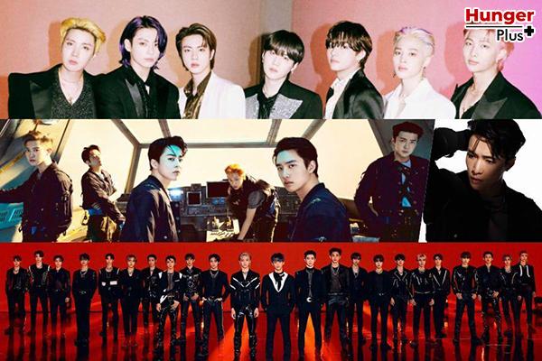 30 ศิลปิน K-POP ที่อยู่ในอันดับชื่อเสียงแบรนด์บอยกรุ๊ปประจำเดือนมิถุนายน 2021 ข่าวดารา ข่าวบันเทิง ข่าวออนไลน์ ข่าวฟุตบอล K-Pop บอยแบรนด์ยอดนิยม2021