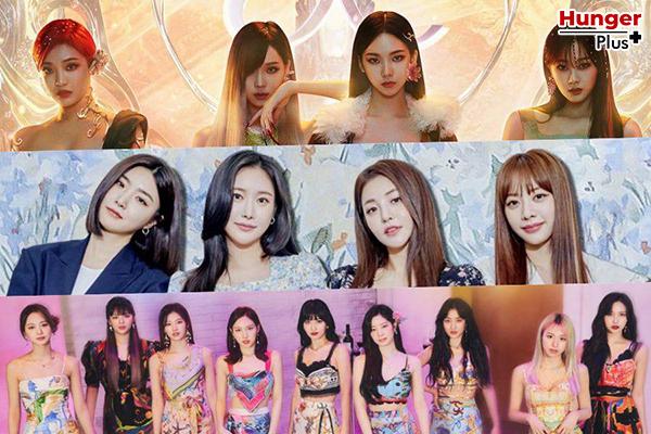 30 ศิลปิน K-POP ที่อยู่ในอันดับชื่อเสียงแบรนด์เกิร์ลกรุ๊ปประจำเดือนมิถุนายน 2021 ข่าวดารา ข่าวบันเทิง ข่าวออนไลน์ ข่าวฟุตบอล K-Pop เกิร์ลกรุ๊ปยอดนิยม2021