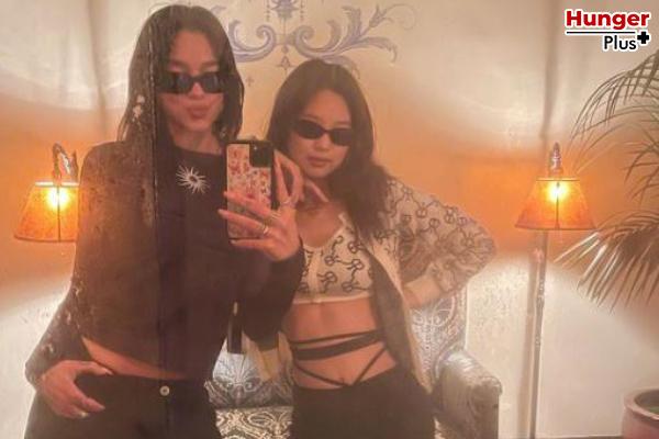 Dua Lipa กลับมาพบกับ Jennie BLACKPINK อีกครั้งที่ LA ข่าวดารา ข่าวบันเทิง ข่าวออนไลน์ ข่าวฟุตบอล DuaLipa JennieBLACKPINK RoséBLACKPINK