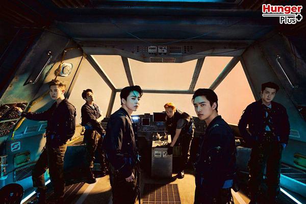 """EXO ทำลายสถิติส่วนตัวด้วยยอดสั่งซื้อล่วงหน้ากว่า 1.2 ล้าน อัลบั้มสำหรับอัลบั้มพิเศษ """"DON'T FIGHT THE FEELING"""" ข่าวดารา ข่าวบันเทิง ข่าวออนไลน์ ข่าวฟุตบอล EXO Don'tfighttheFeeling"""