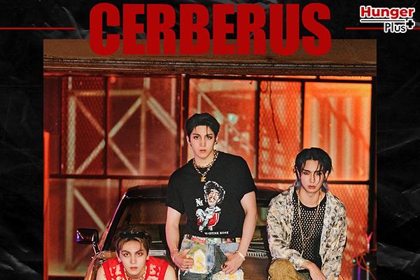 """ยูโตะ คิโนะ และวูซอก PENTAGON พูดถึงยูนิตใหม่ของพวกเขาและการเล่นเป็นตัวร้ายในเอ็มวีเพลง """"Cerberus"""""""