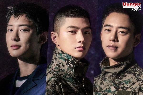 """ชานยอล EXO, คิมมยองซู INFINITE, แดฮยอน BAP จะแสดงละครเพลงทางทหารเรื่อง """"Meissa's Song"""""""